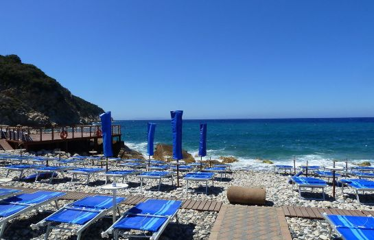 Hotel Yacht Club-Marciana Marina-Beach
