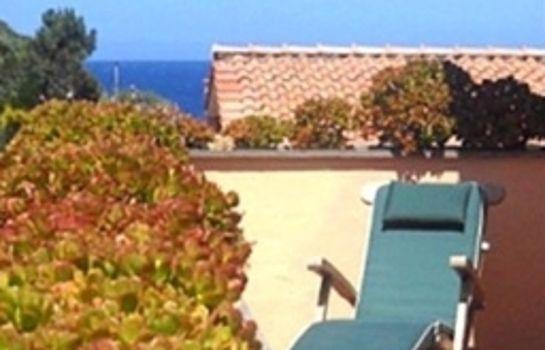 Hotel Yacht Club-Marciana Marina-Terrasse