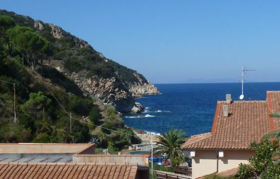 Hotel Yacht Club-Marciana Marina-Room with a sea view