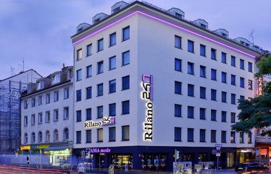 Rilano 24/7 Hotel München City