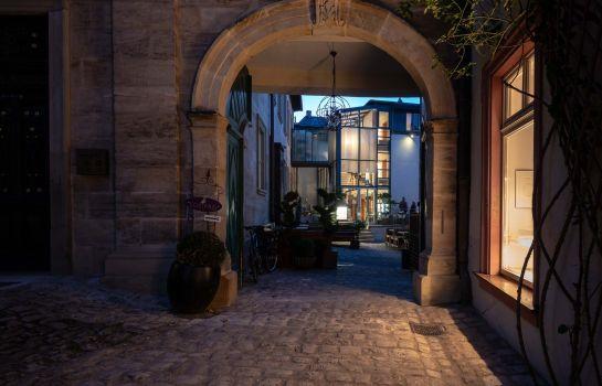 Bamberg: Am Dom