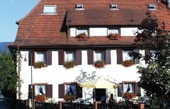 Zum Hirschen Landgasthof-Wittnau-Aussenansicht