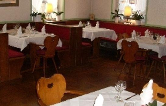 Zum Hirschen Landgasthof-Wittnau-Restaurant