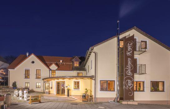 Zum Goldenen Kreuz Landhotel