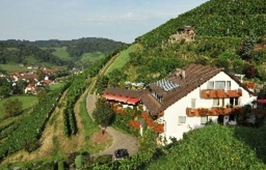 Eichberg Gasthaus Pension-Glottertal - Glotterbad-Exterior view