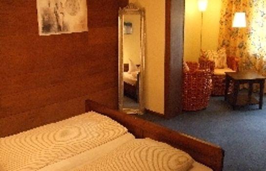 Eichberg Gasthaus Pension-Glottertal - Glotterbad-Zimmer mit Balkon