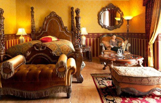 Gotha: Burg Romantik