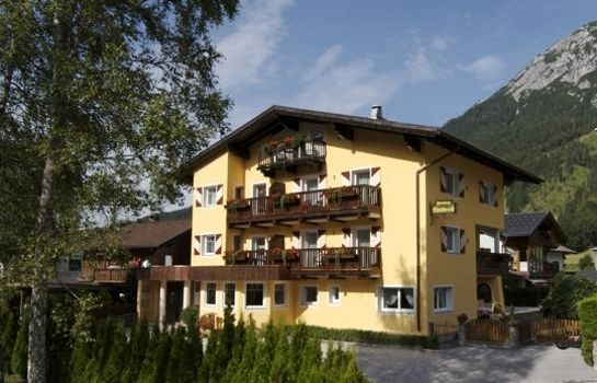 Appartementhaus Waldruh Pension