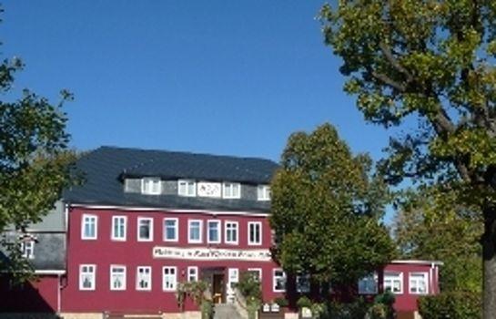 Zum Roten Hirsch im Grünen Wald Gasthaus