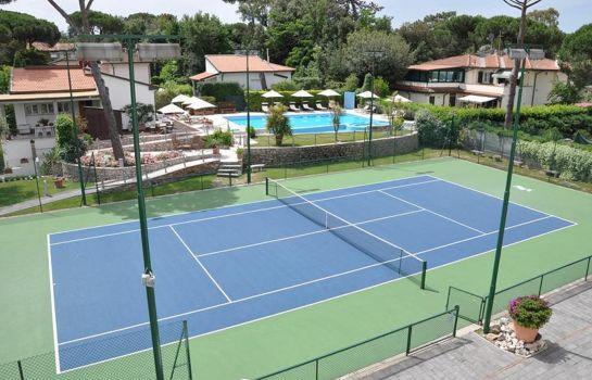 Bristol-Pisa-Tennisplatz