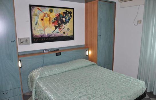 Bristol-Pisa-Doppelzimmer Standard