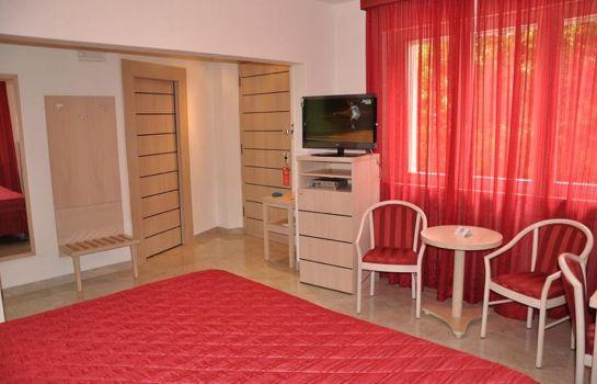 Bristol-Pisa-Doppelzimmer Komfort