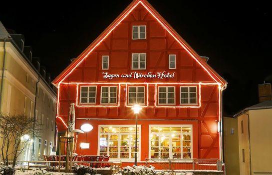 Märchenhotel - Bergen