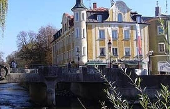 Hartmann an der Amperbrücke