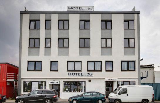 Hamburg: ITM Hotel AN DER BILLE