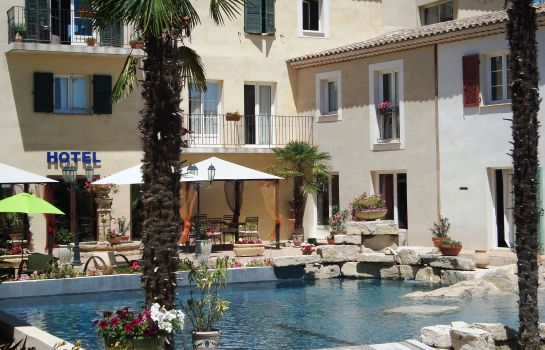 INTER-HOTEL Aix-en-Provence Nord Le Village Provençal