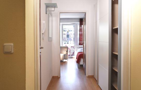Bild des Hotels frederics MÜNCHEN CITY Olympiapark Apartmenthaus