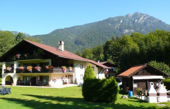 Grainau: Buchenhof Ferienhaus