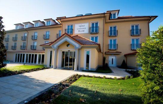 Heuboden Hotel Landhaus Blum-Umkirch-Aussenansicht