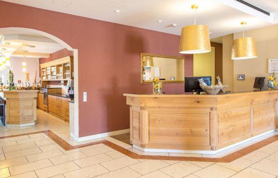Landhaus Blum Heuboden Hotel-Umkirch-Reception