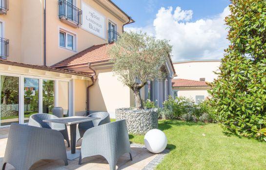 Heuboden Hotel Landhaus Blum-Umkirch-Terrace