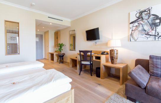 Landhaus Blum Heuboden Hotel-Umkirch-Single room superior
