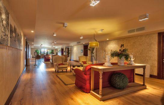 La Tabaccaia-Montaione-Hotelhalle
