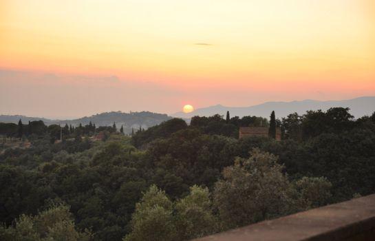La Tabaccaia-Montaione-Ausblick