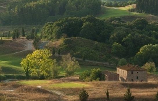 La Tabaccaia-Montaione-Golf course