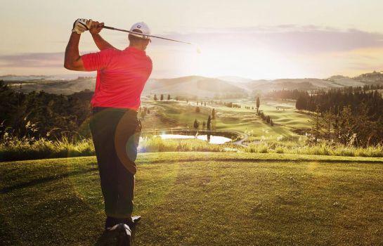 La Tabaccaia-Montaione-Golfplatz