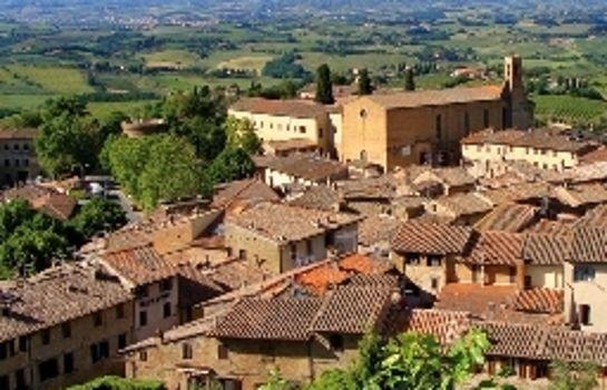 La Tabaccaia-Montaione-Umgebung