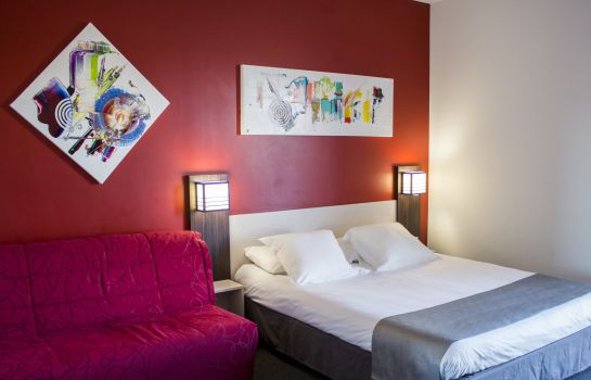 INTER-HOTEL CARCASSONNE / Pont Rouge