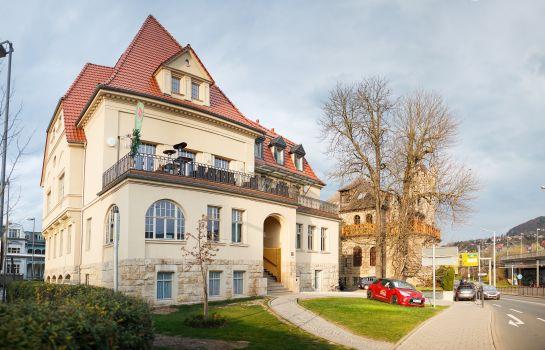 Jena: Hotel am Paradies