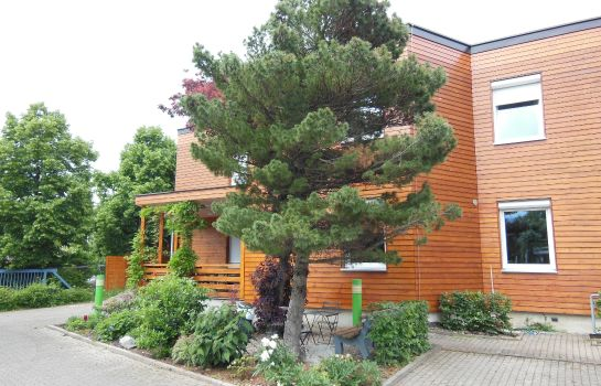 Greencity Boardinghouse-Freiburg im Breisgau-Aussenansicht