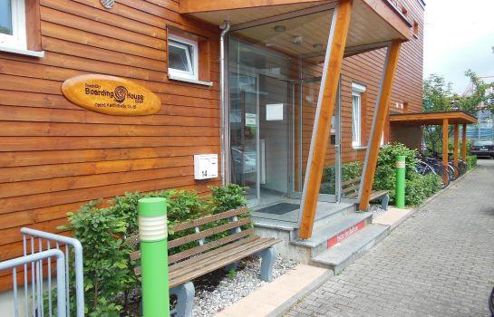 Greencity Boardinghouse-Freiburg im Breisgau-Exterior view