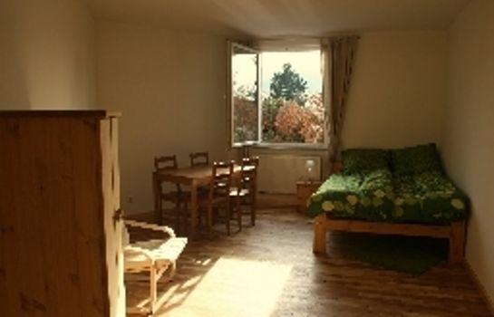 Greencity Boardinghouse-Freiburg im Breisgau-Double room standard