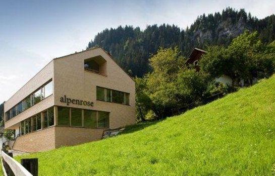 Hotel Alpenrose Ebnit***