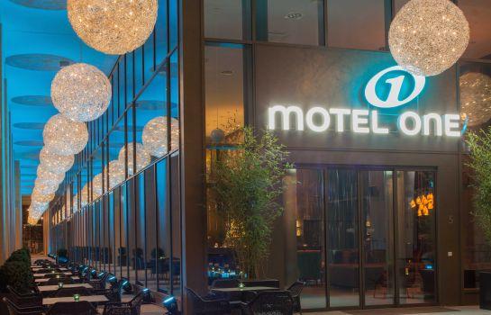 Motel One am Zwinger