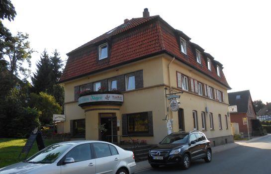 Zum Grünen Jäger Gasthaus