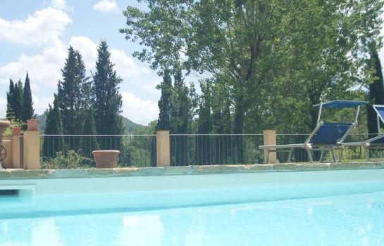 Hotel di Sor Paolo-San Casciano in Val di Pesa-Garden