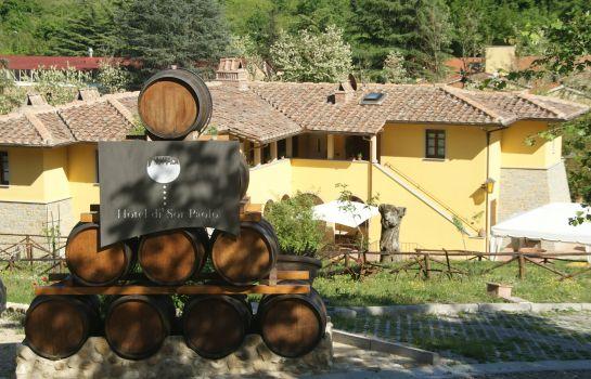 Hotel di Sor Paolo-San Casciano in Val di Pesa-View