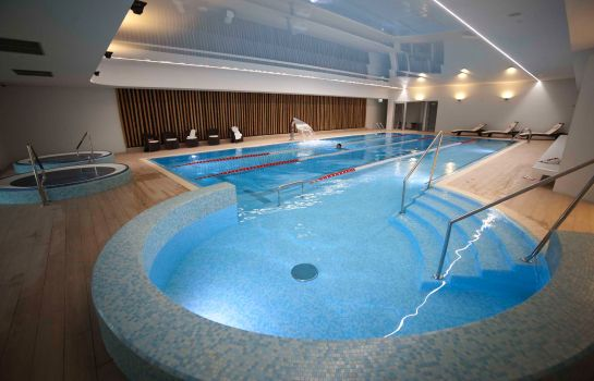 Book The Bazantowo Sport In Katowice (poland) At Great Rates 15 Sport Schwimmbad Designs