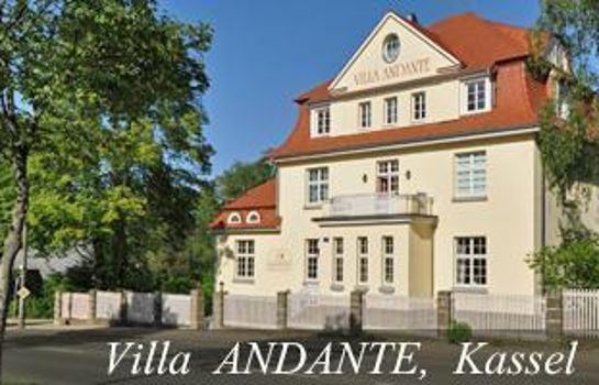 Villa Andante Apartmenthotel garni