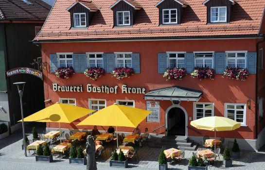 Tettnang: Krone Brauerei-Gasthof