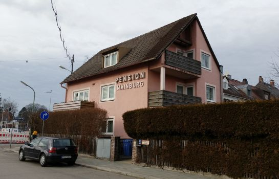 München: Pension Mainburg