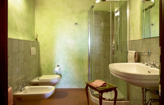 Relais Borgo Petrognano-Barberino Val dElsa-Bathroom