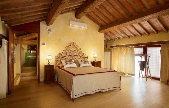 Relais Borgo Petrognano-Barberino Val dElsa-Junior suite