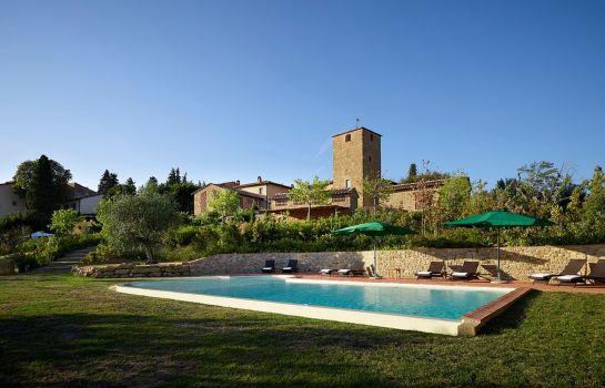 Relais Borgo Petrognano-Barberino Val dElsa-Pool
