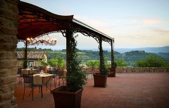 Relais Borgo Petrognano-Barberino Val dElsa-Restaurant