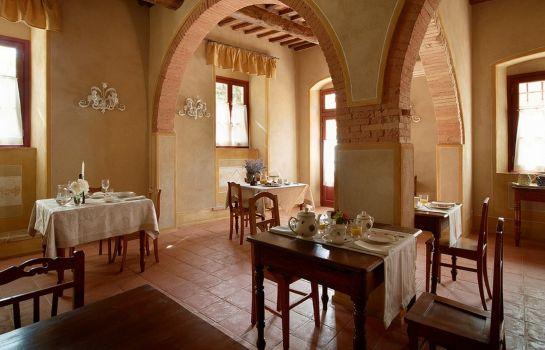 Relais Borgo Petrognano-Barberino Val dElsa-Restaurantbreakfast room